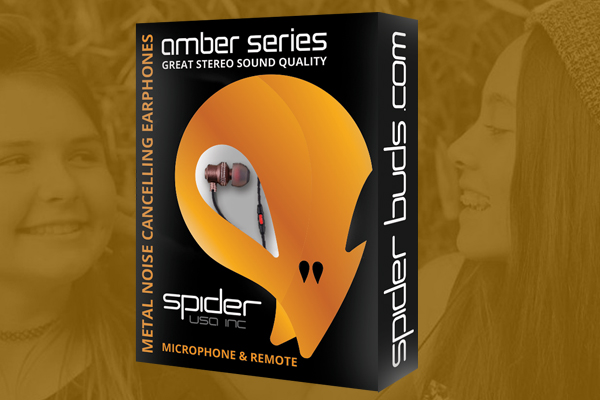 Amber Series Earbuds